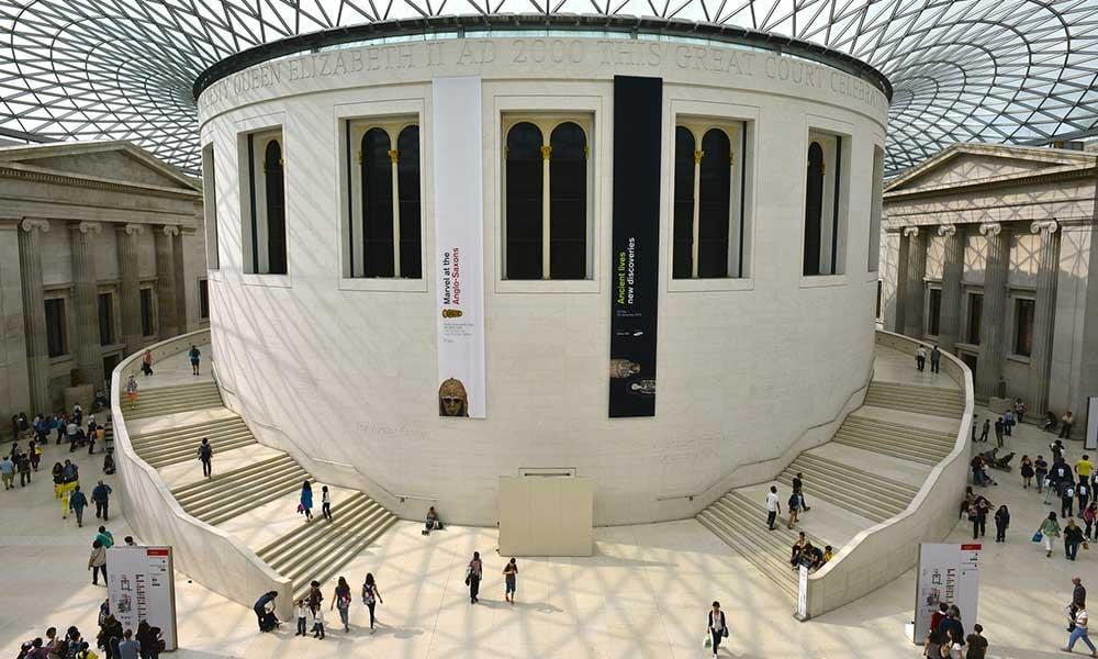 The-british-museum-Londres-Queen Elizabeth