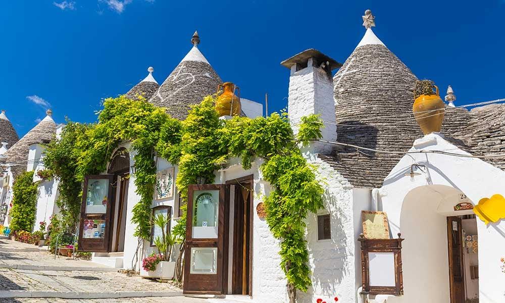 Italie-Pouilles-Alberobello