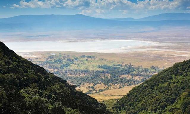 Cratère Ngorongoro