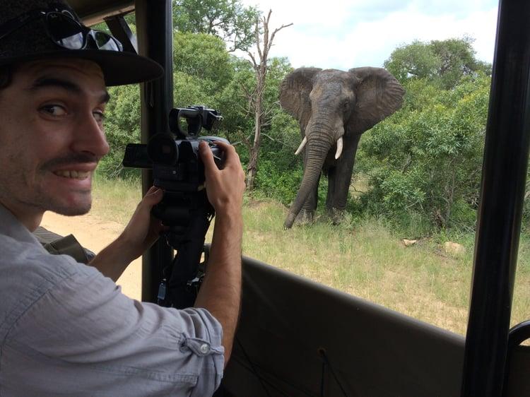 Guy Richer-Afrique du Sud