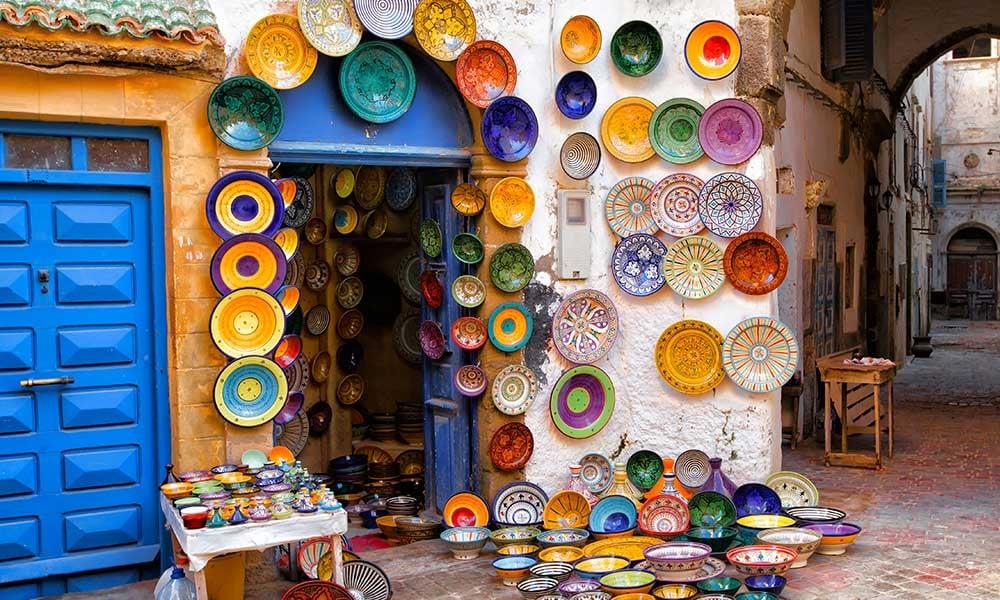 Maroc-art-poterie