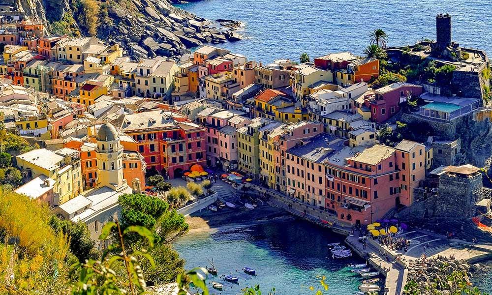 Italie-Ligurie-Cinque Terre