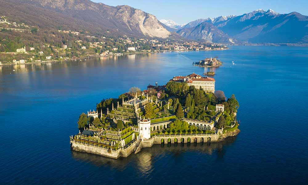 Italie-Lombardie-Lac-Majeur