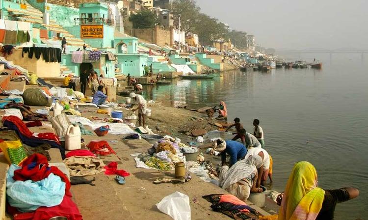 Varanasi en Inde