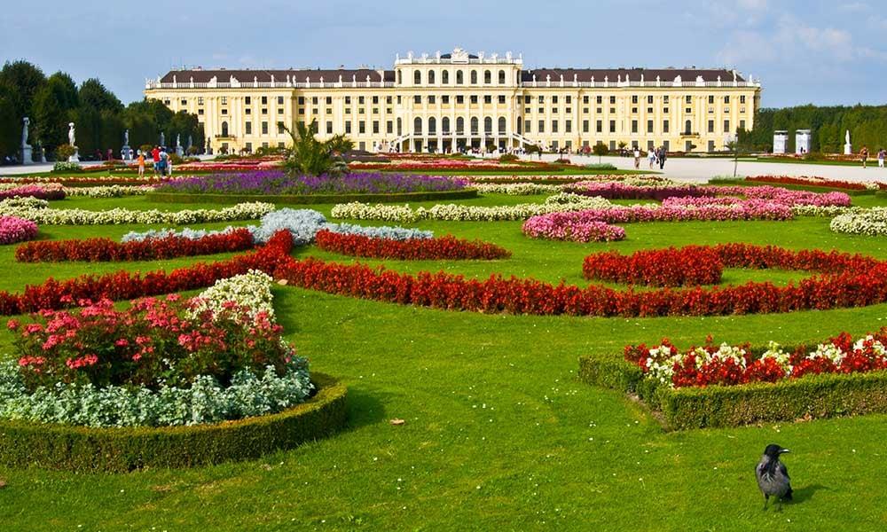 Traditours-Chateau-Autriche-Schonbrunn