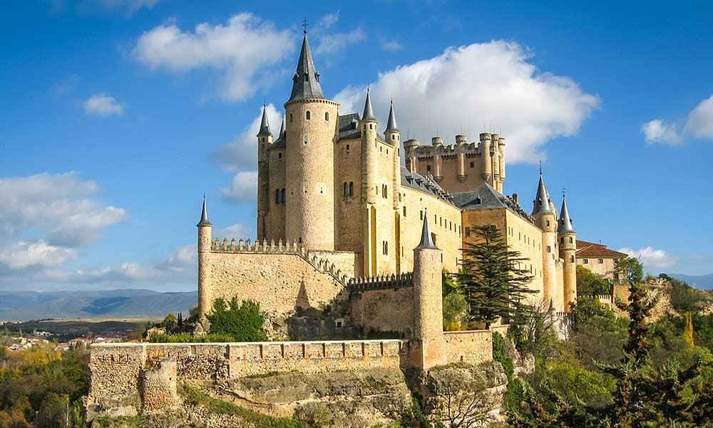 Voyages-Espagne-Segovie-Alcazar