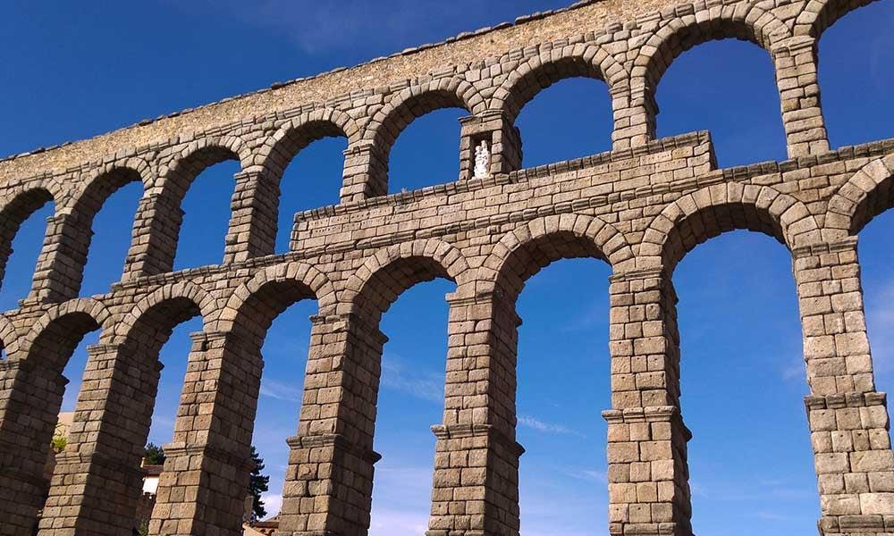 Voyages-Espagne-Segovie-Aqueduc