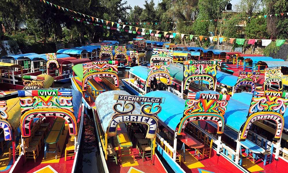 Voyages-Traditours-Mexique-Jardin-flottant-Xochimilco