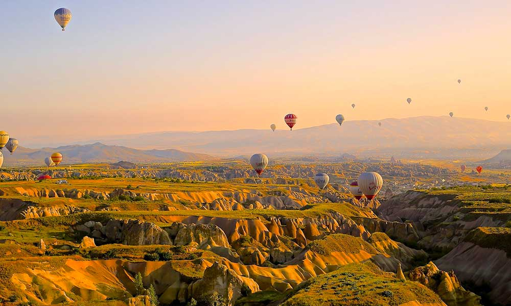 Traditours-Turquie-Cappadoce-Montgolfiere