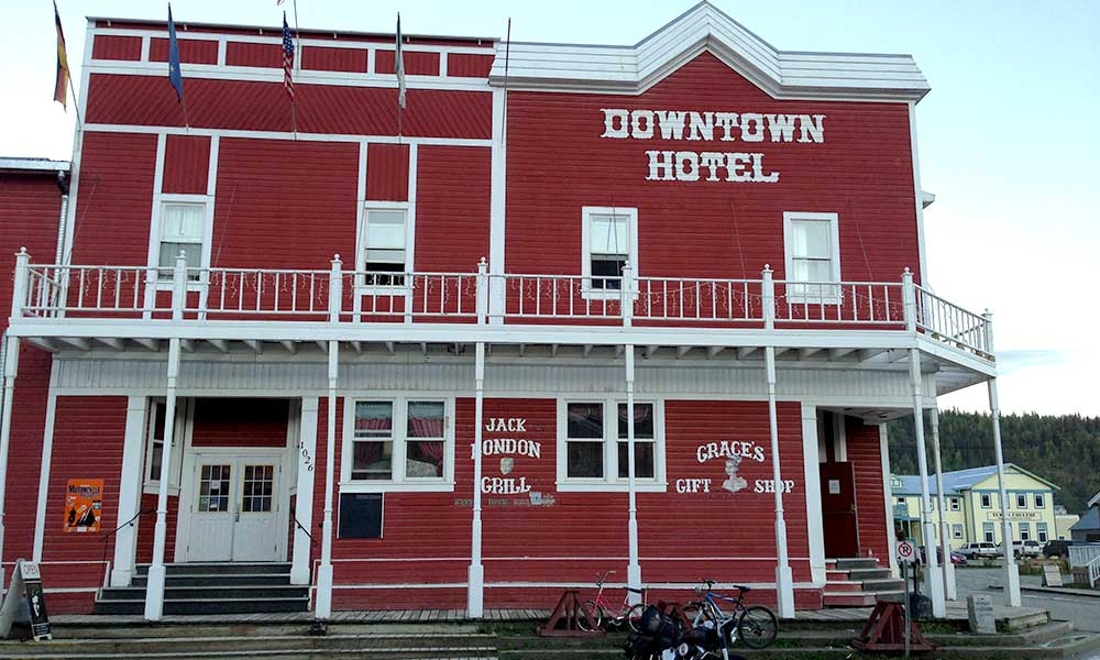 Voyages-Traditours-Circuits-Canada-Yukon-Downtown-Hotel