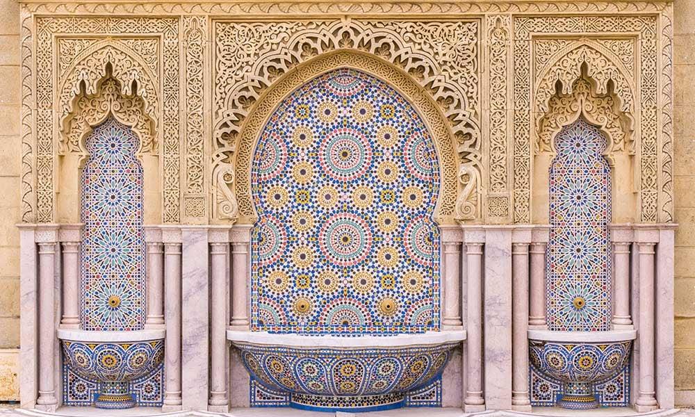 Maroc-art- zellige