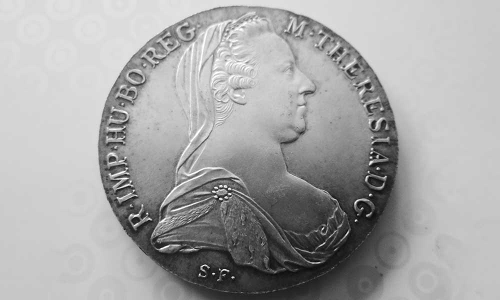 Monnaie-Thaler-Autriche-Marie-Therese