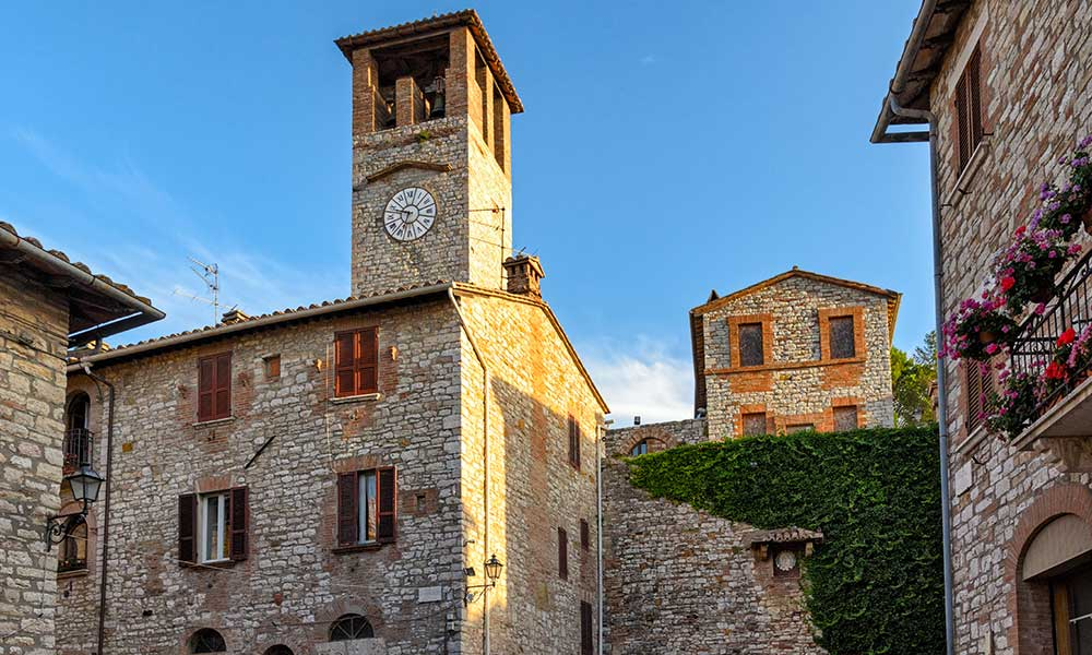 Italie-Ombrie-Corciano