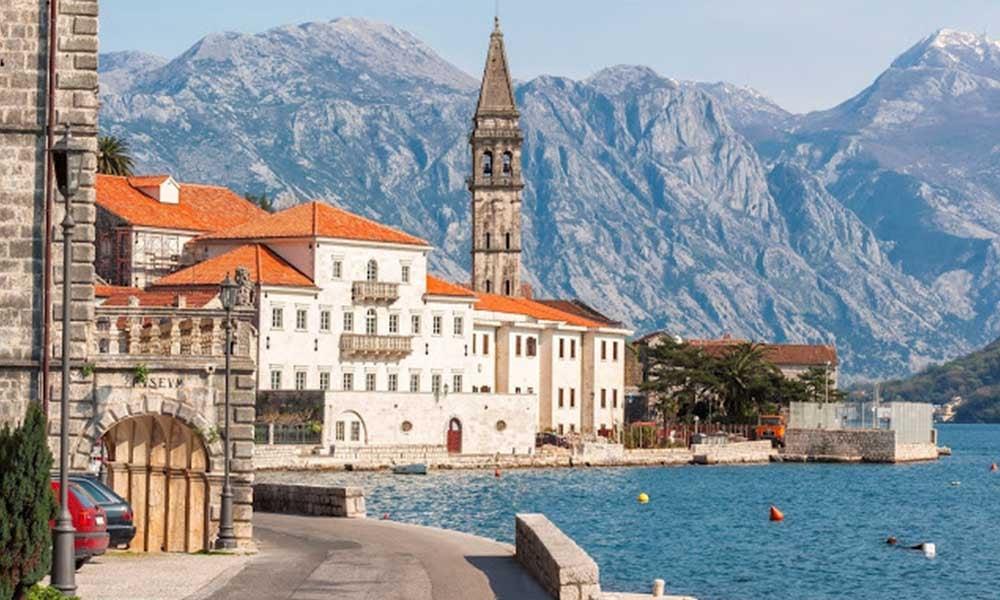 La ville de Kotor au Monténégro