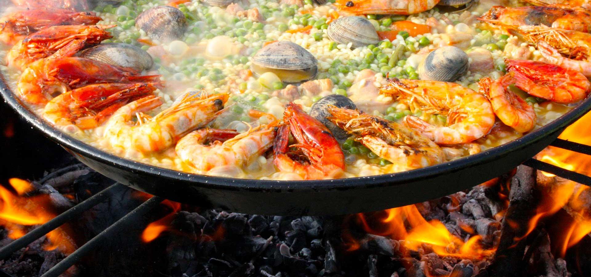 Plat à partager-Espagne-Paella