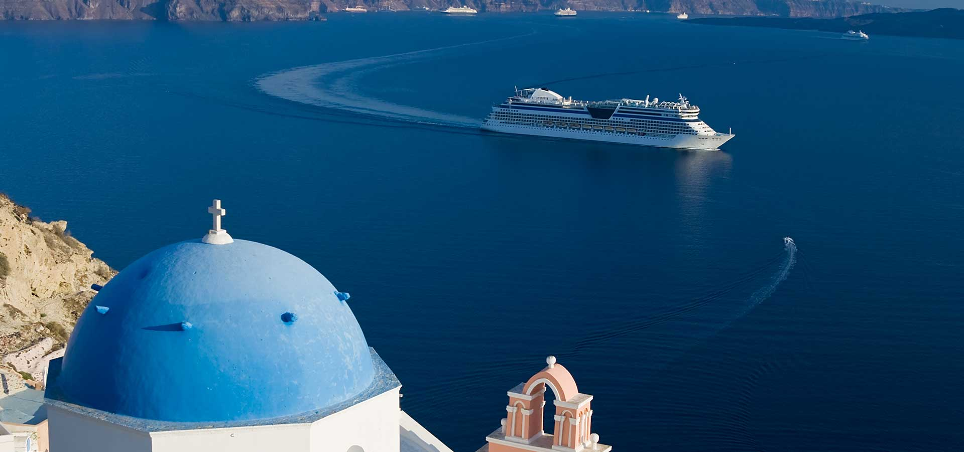 Iles grecques-Santorin