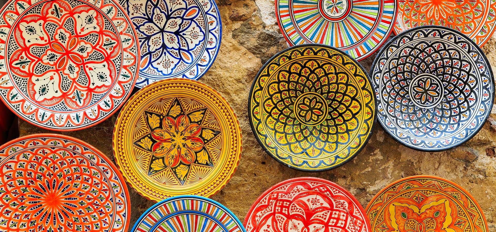 Artisanat-marocain-poterie