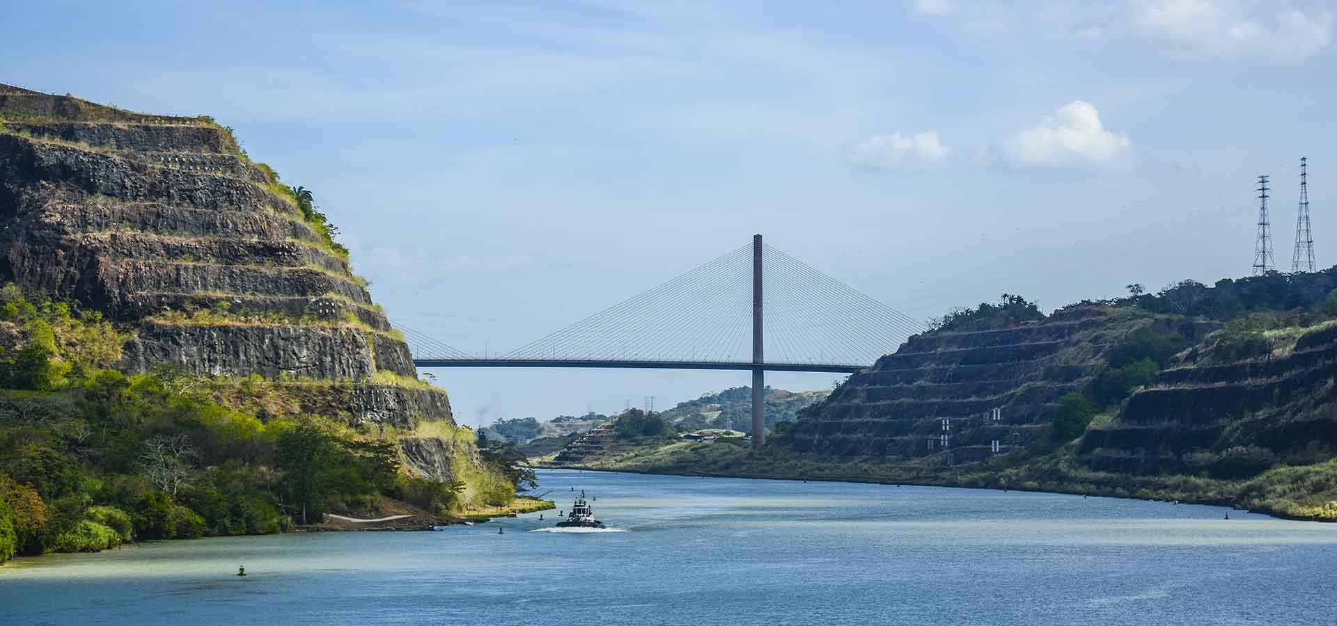 Le canal de Panama : prouesse technologique du 20e siècle