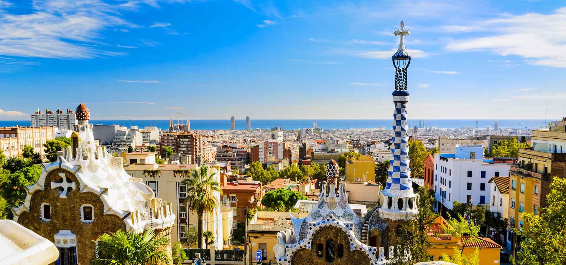 Voyages-Traditours-Espagne-Barcelone-Parc-Guell