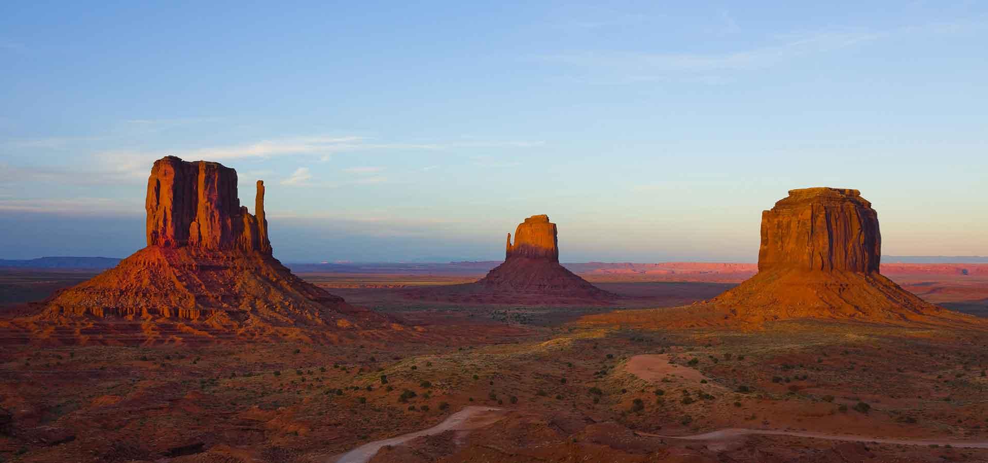L'appel de l'aventure dans l'Ouest américain