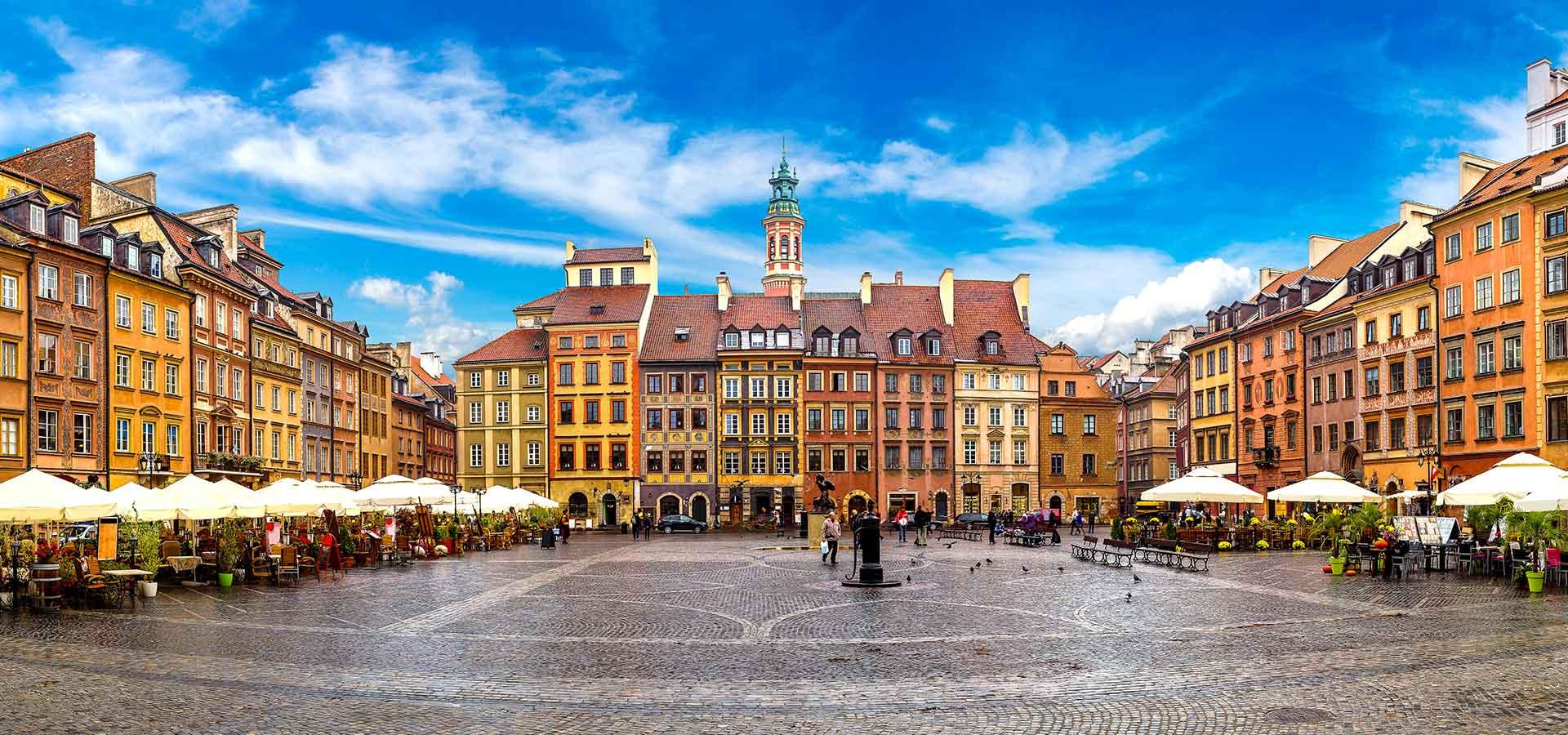 La Pologne, un pays à découvrir